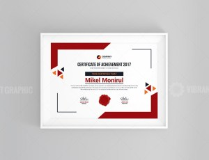 Stylish Certificate