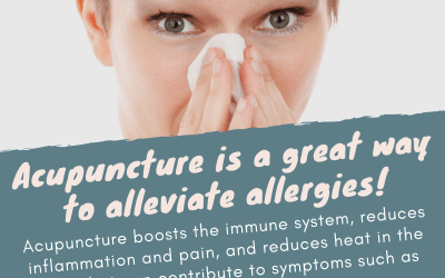 5 Reasons To Get Acupuncture For Allergies