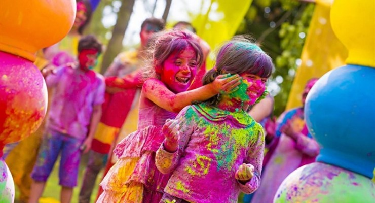 Happy Holi: From Hindu Festival to Global Culture