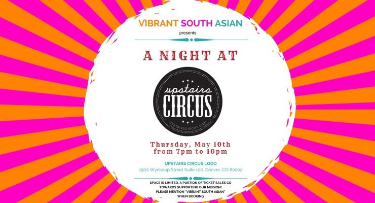A Night at Upstairs Circus!