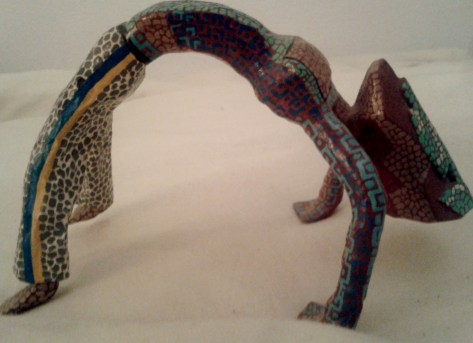 Inspired on Capoeira. 2008 (Sold)