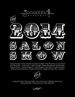 The Gallery 4: Salon Show Pittsburgh PA. 2014