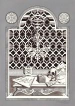 """Still life of México"" Giclee print on Velvet rag paper. - Edition of 20. - Image size: 19"" x 27"" - 2014"