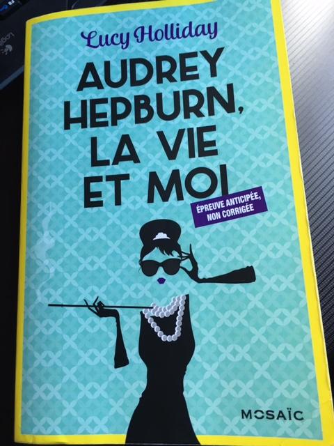 in my mailbox #7 audrey hepburn, la vie et moi