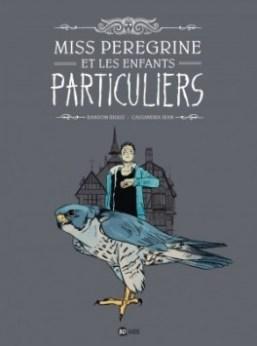 miss peregrine et les enfants particuliers BD