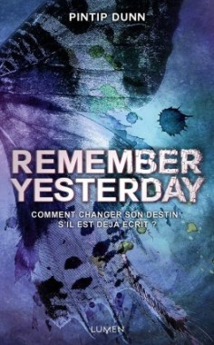 remember yesterday forget tomorrow tome 2
