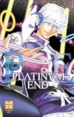 platinum end tome 3