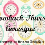 throwback thursday livresque