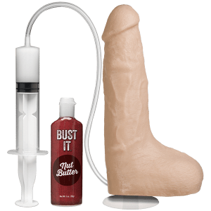 Doc Johnson Bust it squirting realistic dildo set