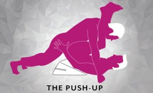 the push up