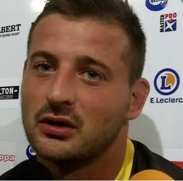 """Rugby-Fédérale1, Jérôme DUFOUR (Albi) : """"Un match pas forcément abouti dans le contenu"""""""
