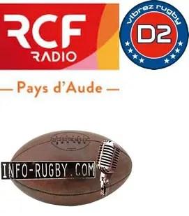 """Radio-rugby, PODCAST """"Côté ouvert"""" : Focus ProD2 à  5 journées de la fin de la phase régulière (Saison 5 épisode 17, podcast)"""