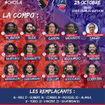 Rugby Pro D2 ( Oyonnax vs Aurillac ) : #OYOSA #Les Compositions