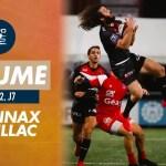Rugby Pro D2 ( 🎥 Canal + ) : Le résumé d'Oyonnax / Aurillac