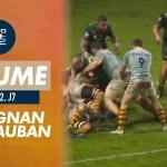 Rugby Pro D2 ( 🎥 Canal + ) : Le résumé de Perpignan / Montauban