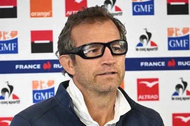 """XV de France: Galthié veut """"deux équipes"""" en Australie"""