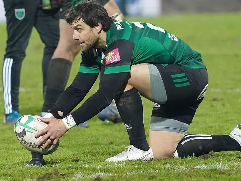 Rugby Pro D2 ( Montauban ) : Julien Caminati quitte Montauban