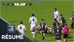 Rugby Pro D2 ( 🎥 LNR )  : PRO D2 – Résumé Biarritz Olympique-Provence Rugby: 29-24 – J19 – Saison 2020/2021