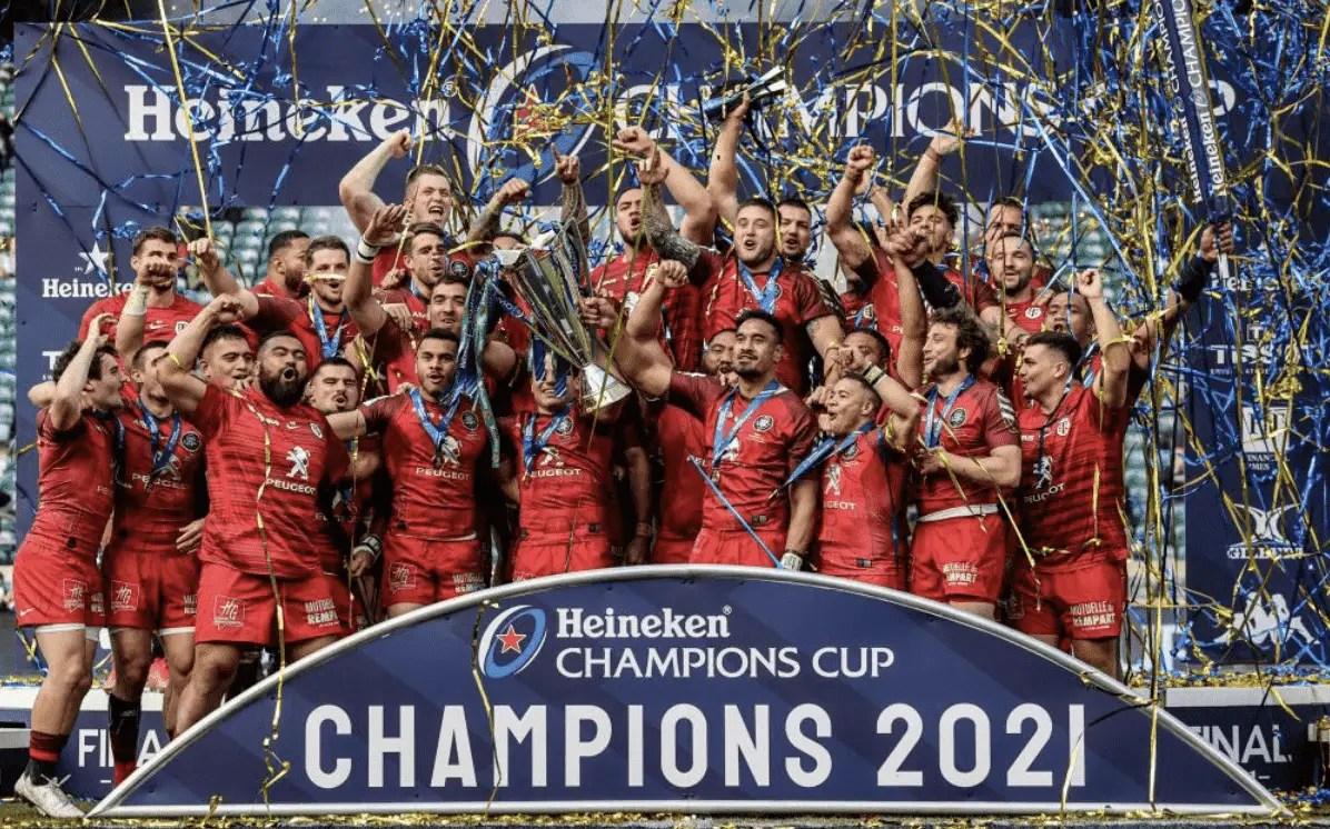 Coupe d'Europe de rugby: Northampton – Racing 92 en ouverture le 10 décembre