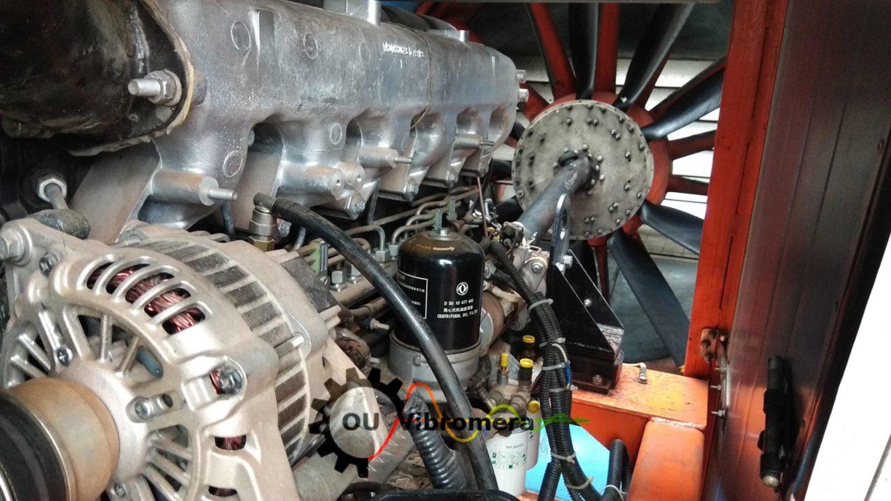 Turbine impeller balancing