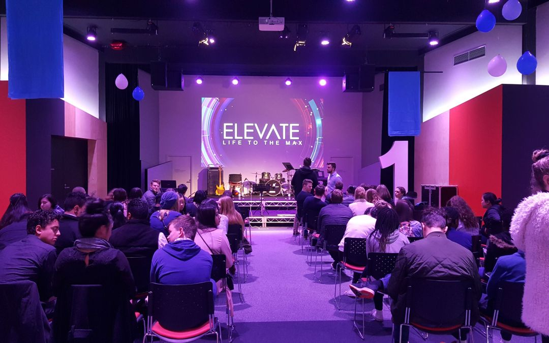 Elevate – Life to the Max