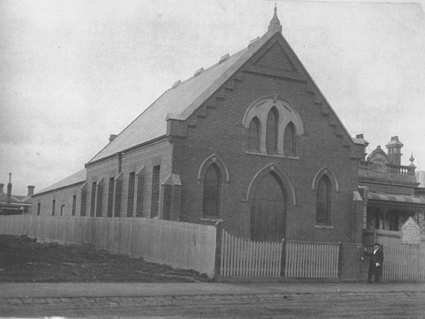 A History Lesson on our Victorian Church