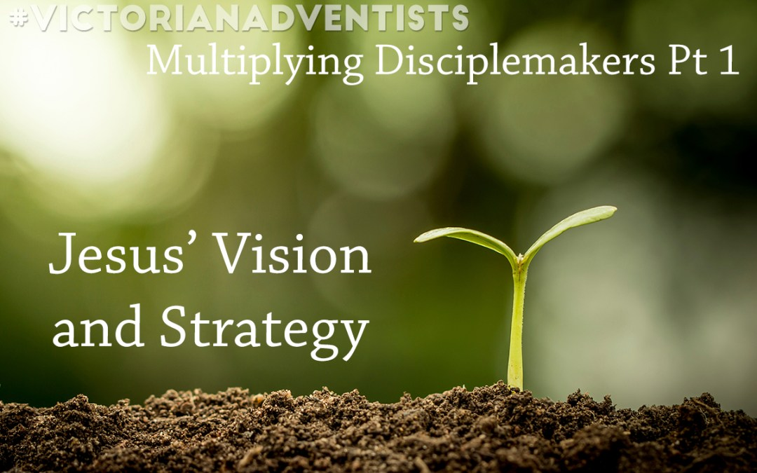 Multiplying Disciple Makers Part 1