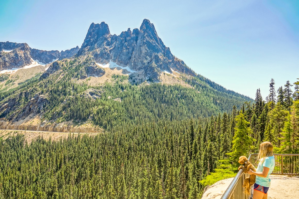 north cascades national park, overlook, washington state, national parks, underrated, beautiful places to visit