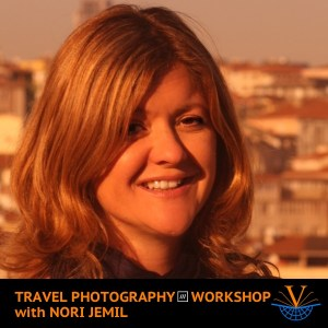 Travel Photography what3words Workshop with Nori Jemil