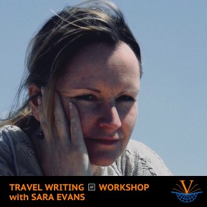 Travel Writing what3words Workshop with Sara Evans