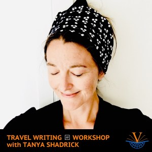 Travel Writing what3words Workshop with Tanya Shadrick