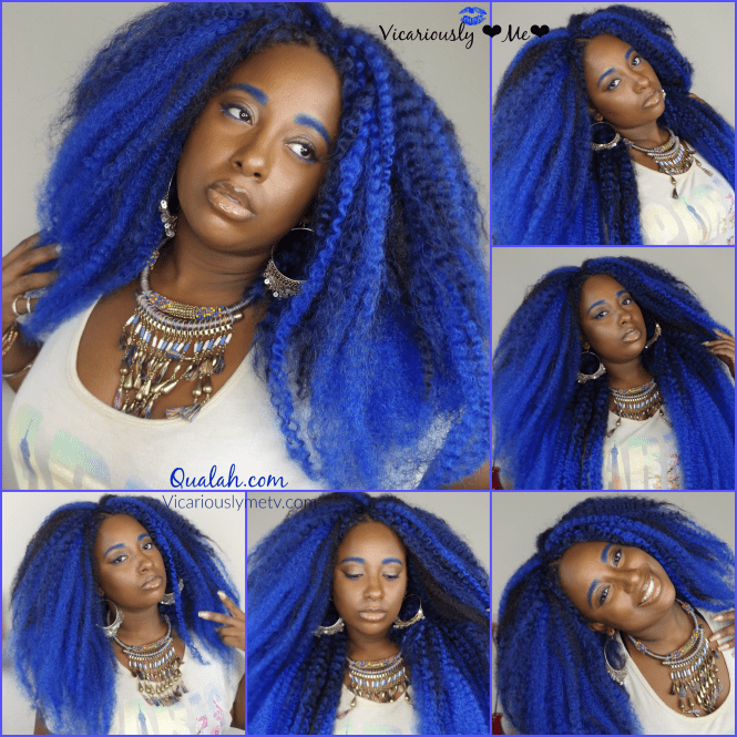 My Blue Crochets VicariouslyMe