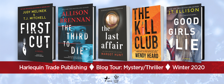 Blog Tour ARC Review | The Kill Club