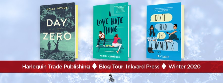 Blog Tour ARC Review | A Love Hate Thing