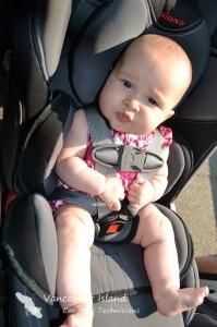 4 month old in Rainier