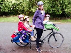 LM Lindsay's bike