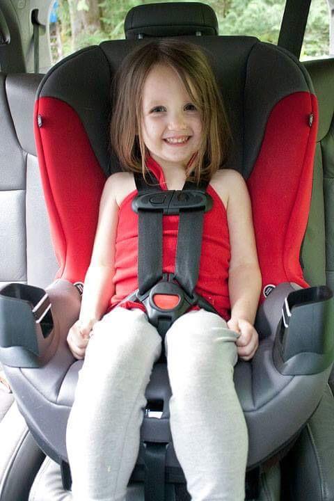 Evenflo Sonus 171 Vancouver Island Car Seat Techs