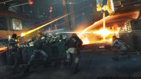 Fuse Xbox 360 preview