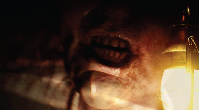 Resident Evil 7 PlayStation VR – someone is going to die!