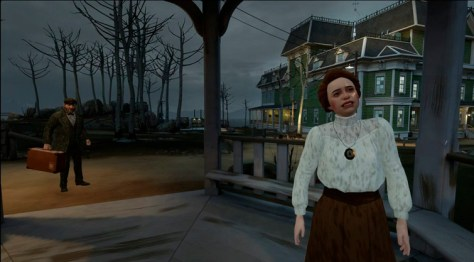 The Invisible Hours PSVR review