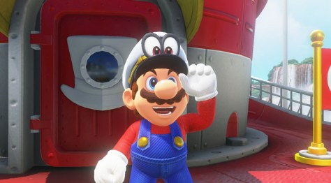 Super Mario Odyssey Switch review