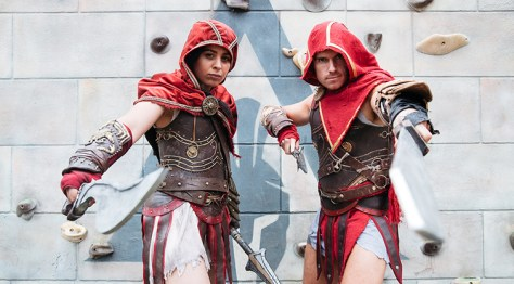 Ubisoft Australia launches Assassin's Creed Odyssey in style!