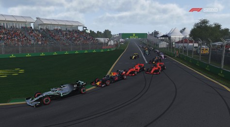 F1 2019 PC review