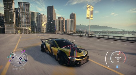 EA Games' Need for Speed turns up the Heat: PC/Xbox One review