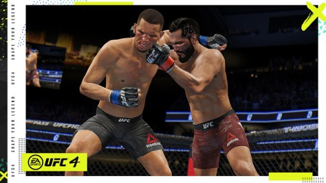 EA Sports UFC 4 Xbox One review
