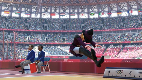 Olympic Games Tokyo 2020 - The Official Video Game PS4 review