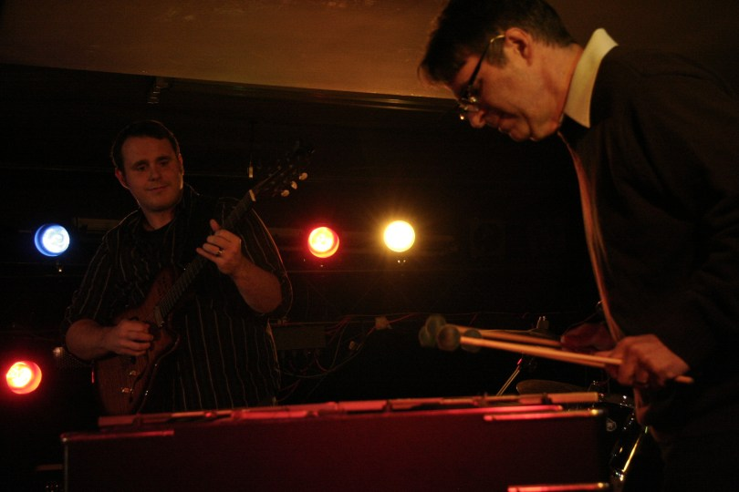 The Pete & Vic Duo at The Cellar