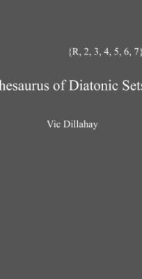Thesaurus of Diatonic Sets Front Cover