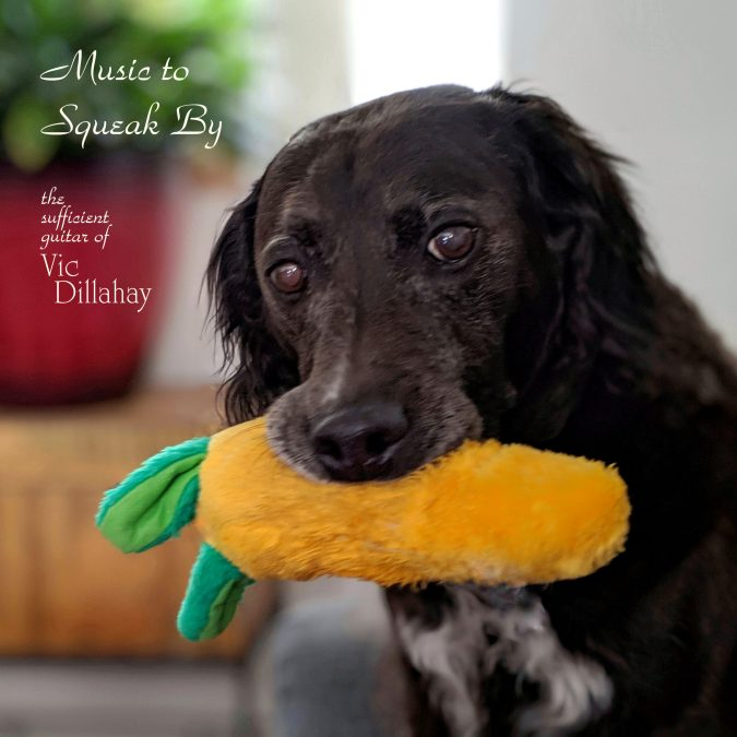 Music to Squeak By Album Cover