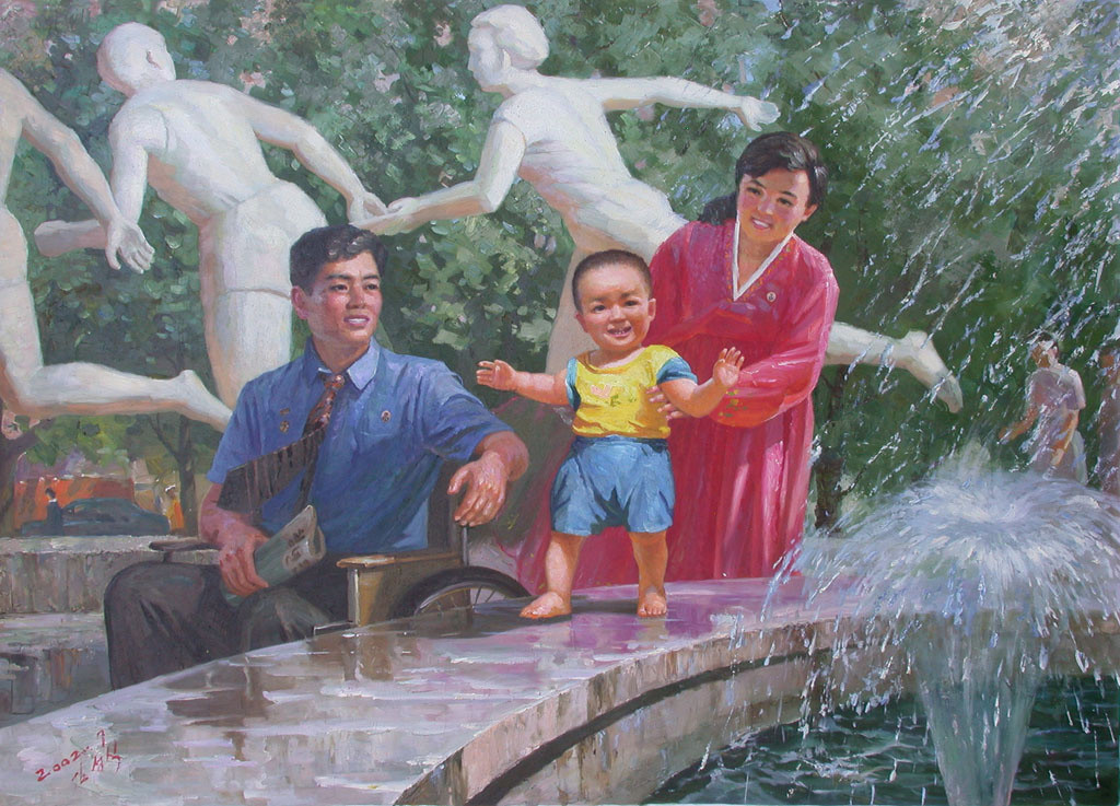Behind Mansudae: Art from the Biggest Studio in North ...